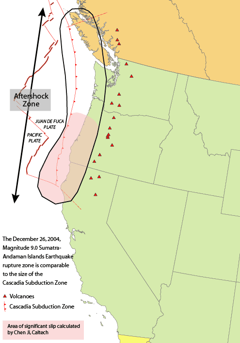 wikimedia.org - Cascadia subduction zone