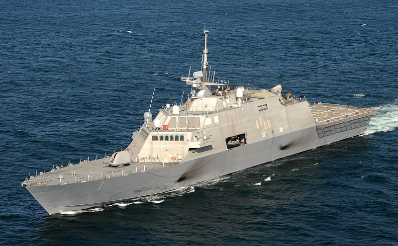 The us navy s still experimental littoral combat ship quotulatiousness - Uss freedom lcs 1 photos ...