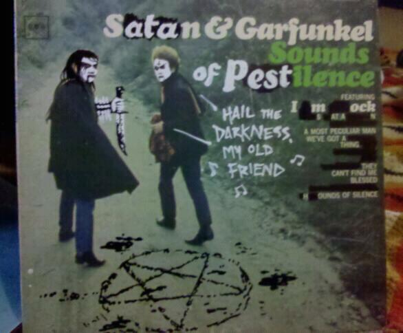 Satan and Garfunkel - Sounds of Pestilence