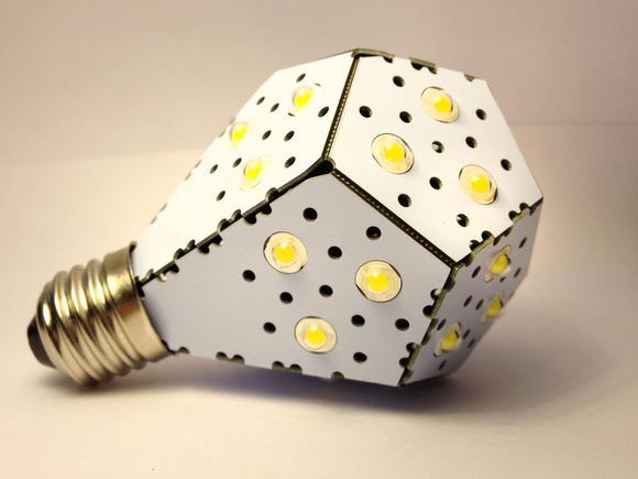NanoLight prototype