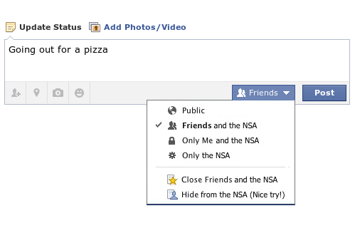 Facebook's new privacy options