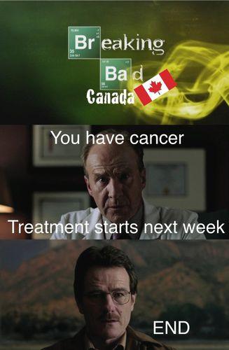 Breaking Bad Canada