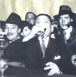 HL Mencken celebrates repeal of Prohibition, December 1933
