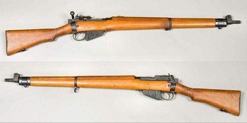 Lee-Enfield No 4 Mk I (1943)