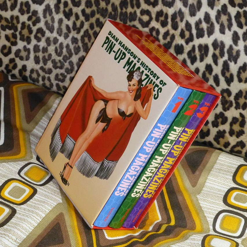 Pin-Up Magazines book