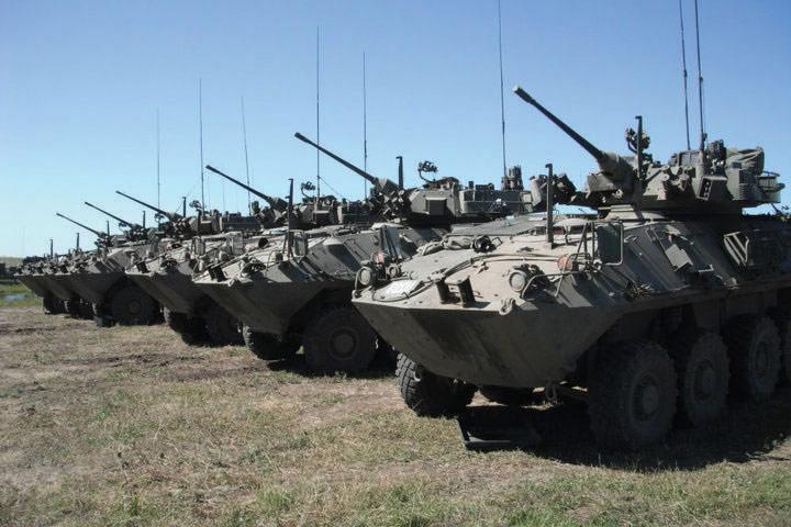 Coyote Armoured Patrol Vehicle