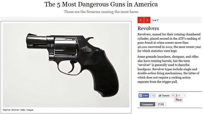 Rolling Stone dangerous guns 3