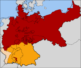 North German Confederation 1867-1871