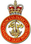 PPCLI cap badge