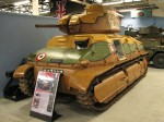 SOMUA 35 tank at Bovington Tank Museum (via Wikipedia)