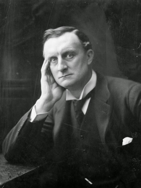 Sir Edward Grey, British Foreign Secretary 1905-1916