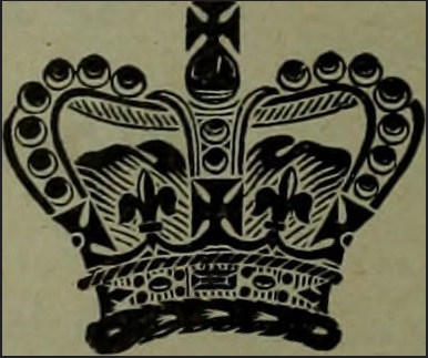 Crown illustration from Canadian Grocer 1908