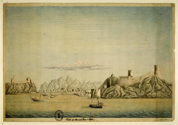 Muscat in 1811
