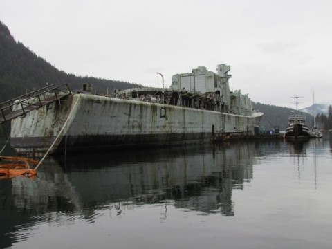 HMCS Annapolis disposal 2