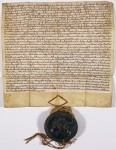The Forest Charter of 1225, British Library Add. Ch. 24712