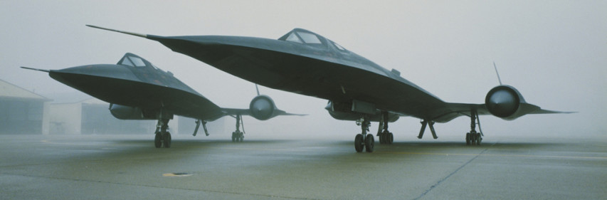 SR-71 pair portrait