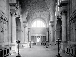 Penn Station 1910