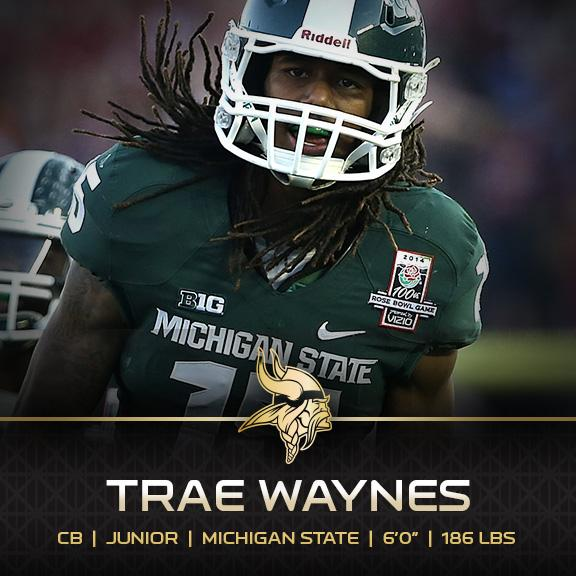 Trae Waynes-cb-Michigan State