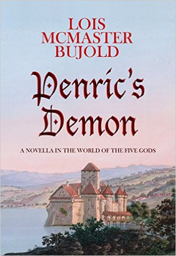 Penric's Demon cover
