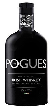Pogues Irish Whiskey