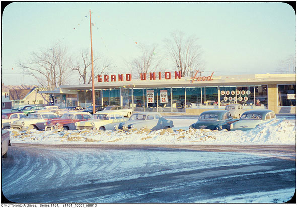 Toronto Supermarkets-GrandUnion