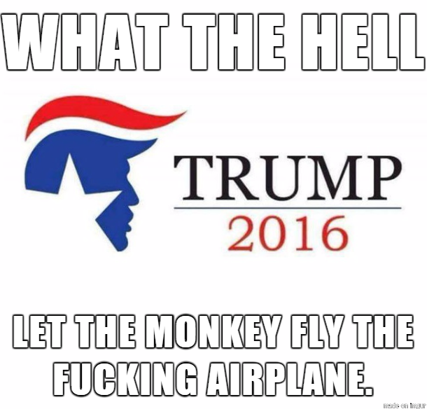 Trump campaign parody