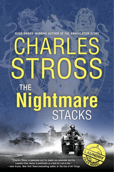 The Nightmare Stacks (North American edition)