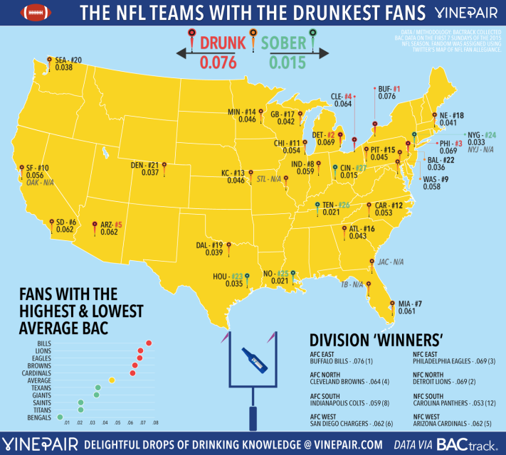 Click to see the full-size map at CBSSports.com
