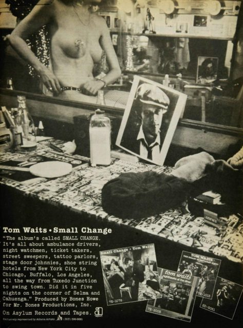 Tom Waits - Small Change 2